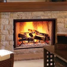 royalton wood burning fireplace