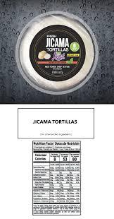xica jicama tortillas progressive grocer