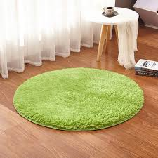 Best Discount E243 Fluffy Round Rug Carpets For Living Room Decor Faux Fur Rugs Kids Room Long Plush Rugs For Bedroom Shaggy Rug Modern Mats Bu House Of Brands Online