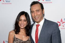 Indian American actor Aasif Mandvi gets married | News India Times