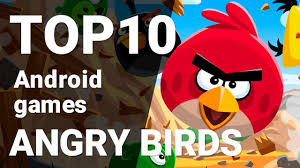 The best Angry Birds games on Android
