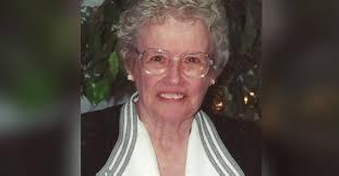 Hilda Johnson Obituary - Visitation & Funeral Information