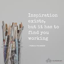 inspirational quotes to help you beat artist s block