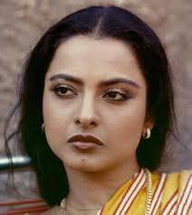 rekha without makeup top 10 photos