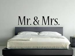 Mr Mrs Vinyl Sticker Wall Decal Sold By Roman Graphics On Storenvy