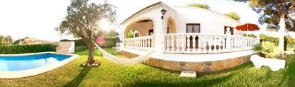 Spanish Villa with pool in the beautiful Javea - Xàbia, Comunidad ...