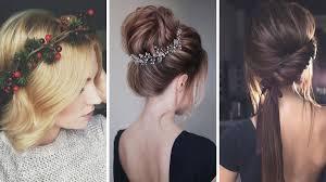 Fryzury Na Swieta Dla Dlugich I Krotkich Wlosow Blog Hairstore