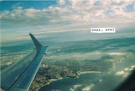 airplane beautiful fly photography quote inspiring picture
