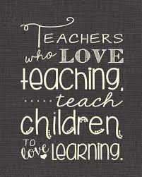 digital file teachers who love teaching teach children to love