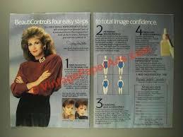 1987 beauticontrol skin care and