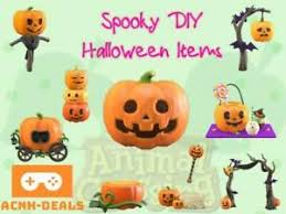 Halloween Spooky 1 5 Update All New Items Acnh Ebay