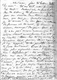 Lettre de Rimbaud à Verlaine : « Reviens, reviens, cher ami ...