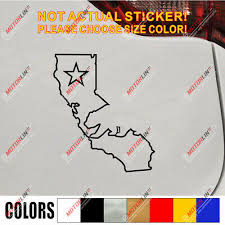 Choose Size California Cali Sticker Decal Die Cut Sticker Motors Car Truck Graphics Decals Gantabi Com
