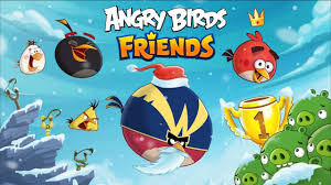 Angry Birds Friends Mod Apk Download | Angry birds, Relaxing game ...