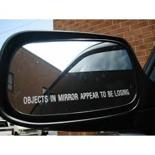 Objects In Mirror Decal Mach V Motorsports
