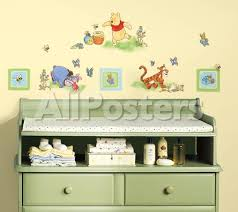 Winnie The Pooh Toddler Peel Stick Wall Decals Wall Decal Allposters Com