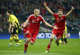 Champions League final: Bayern Munich beats Borussia Dortmund ...