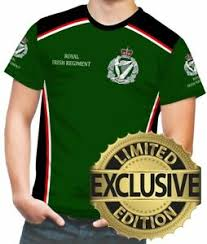 royal irish regiment t shirts new ebay