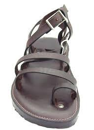 men s custom handmade leather sandals