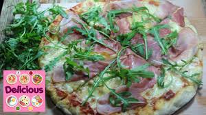 homemade prosciutto pizza recipe how
