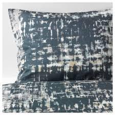 ikea skogslonn duvet cover pillowcase