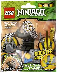 Amazon.com: LEGO Ninjago Kendo Cole 9551: Toys & Games
