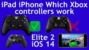 Xbox Controller not working with iOS 13? iPad iPhone and Apple TV ...