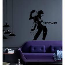 Shop Catwoman Sexy Woman Wall Art Sticker Decal Overstock 11710262