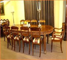 antique dining table styles
