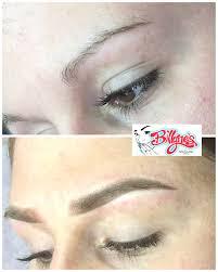 permanent eye makeup tattoo cat eye