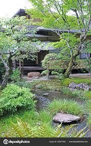 vertical outdoor footpath green plants