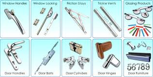 double glazing parts and repairs for