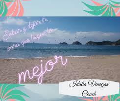 SOLTAR Y DEJAR IR!!! En ciertas... - Idalia Venegas Coach | Facebook