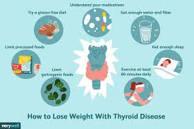 t and weight loss tips for thyroid