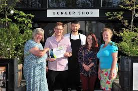 Lizzie cooks up success after Burger Shop stint | The Worcester ...