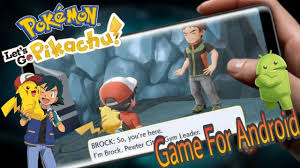 How To Download Pokemon Let's Go Pikachu Game For Android 100 ...