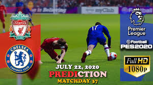 Liverpool vs Chelsea - JULY 22, 2020