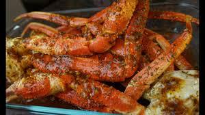 Crackin Crab Legs