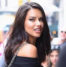 Adriana Lima Shows The Makeup Products She Uses