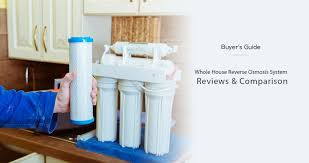 best whole house reverse osmosis system