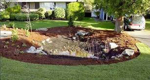 add water wise rain gardens to your
