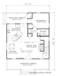small home plans with open floor plans