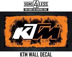 Ktm Wall Decals Chilangomadrid Com