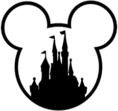 Amazon Com Bomaxx Decals Disney Sticker Decal Disney Mickey Head And Castle Sticker Decal Car Decal Window Laptop Tablet And More Sports Outdoors