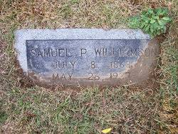Samuel Perry Williamson (1868-1937) - Find A Grave Memorial