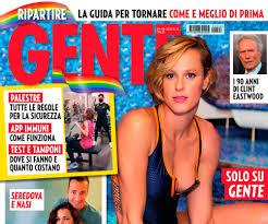Federica Pellegrini sulla copertina di Gente – Dmtc