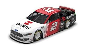 Team Penske's No. 2 Würth Ford Mustang to Recognize Graduate Technicians at  Texas Motor Speedway