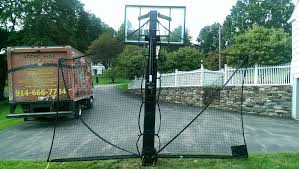 Hoops Plus Let The Games Begin Outdoor Netting