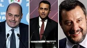 Dimissioni Di Maio da leader M5S, le reazioni: da Salvini a Zingaretti