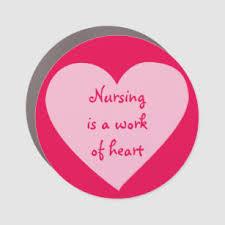 Pink Nurse Bumper Stickers Decals Car Magnets Zazzle
